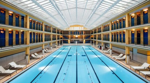 Votre salle de r union l 39 h tel molitor paris monmeeting for Piscine hotel paris