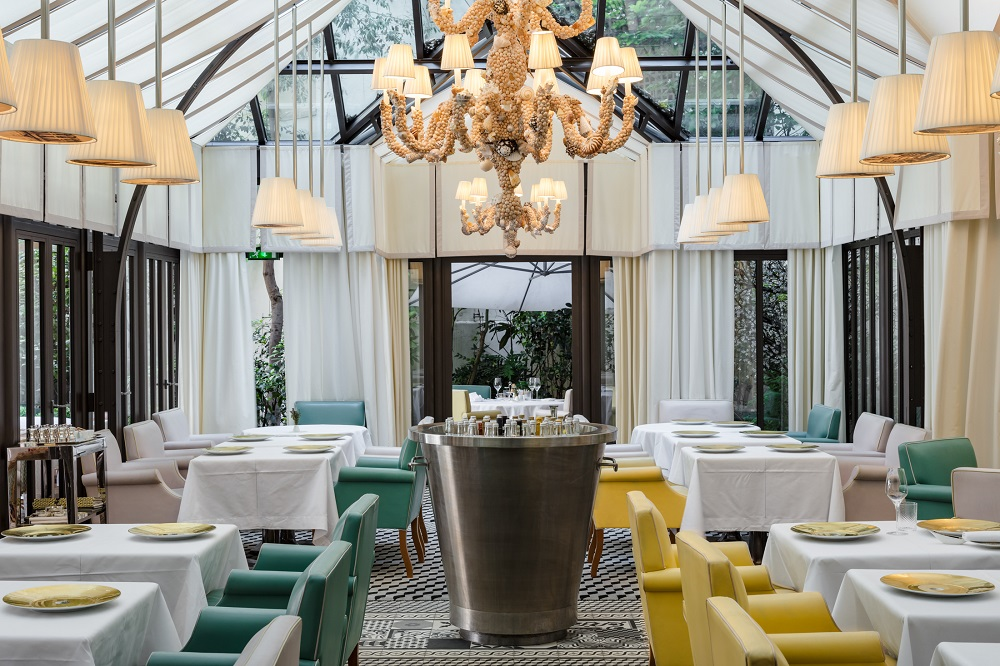 Illustration reportage Royal Monceau